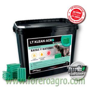 LT KLEAN-AGRO Bloque (5 kg)