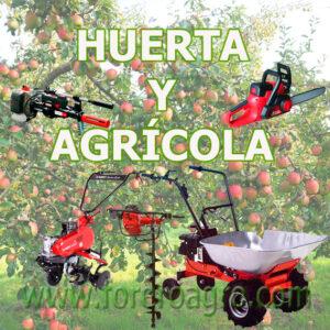 Huerta y Agrícola