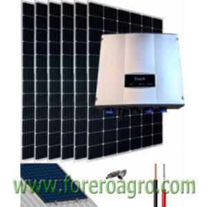 Kit Bombeo Solar para 1cv