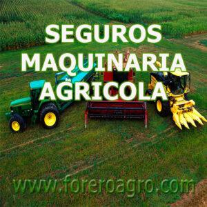 Seguro para Maquinaria Agrícola